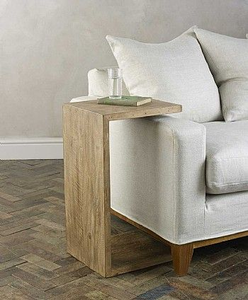 Sumatra Over Arm Side Table Sofa Arm Table Couch Arm Table Diy