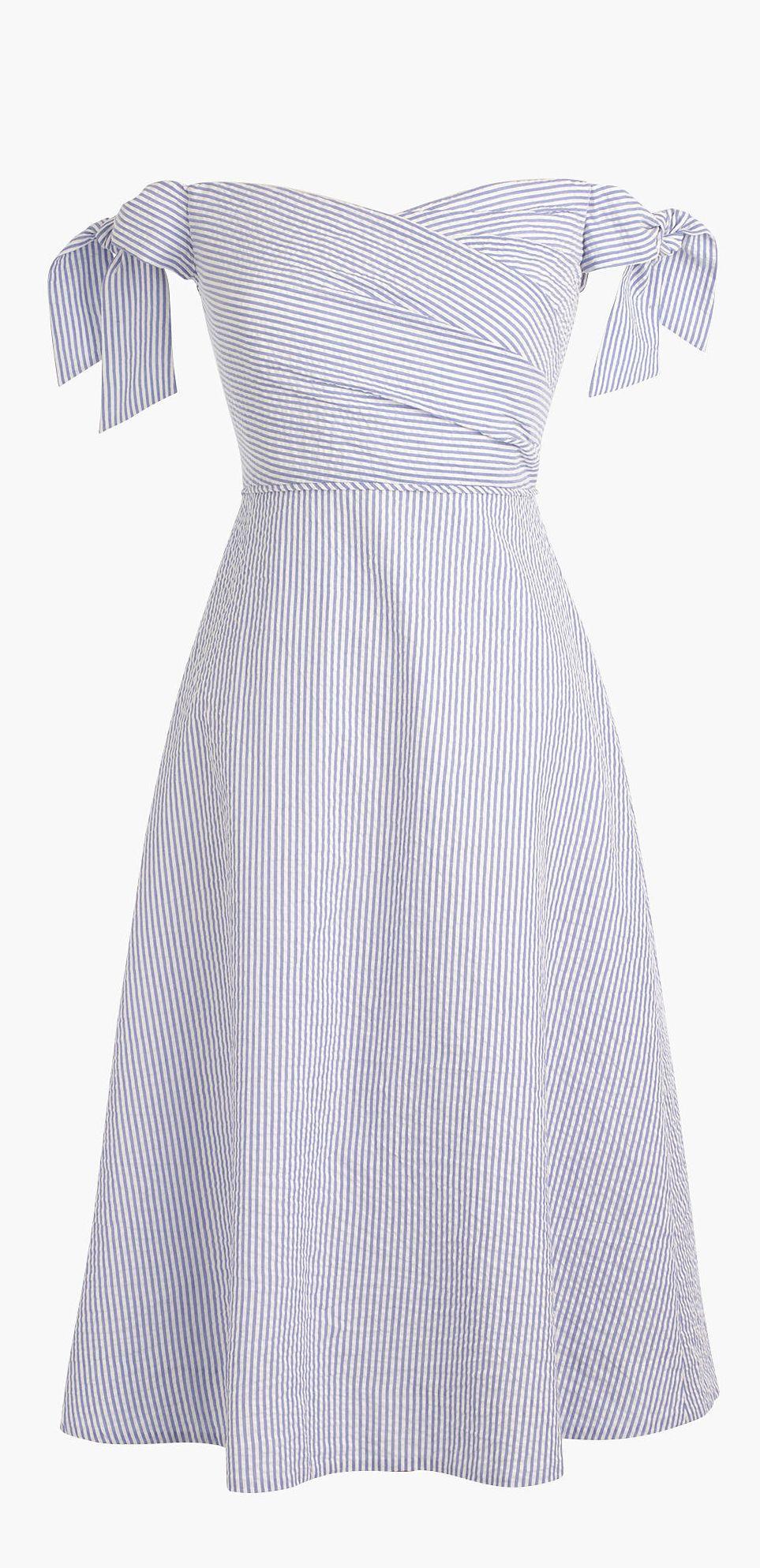 6f83ea3c621 Picnic seersucker dress