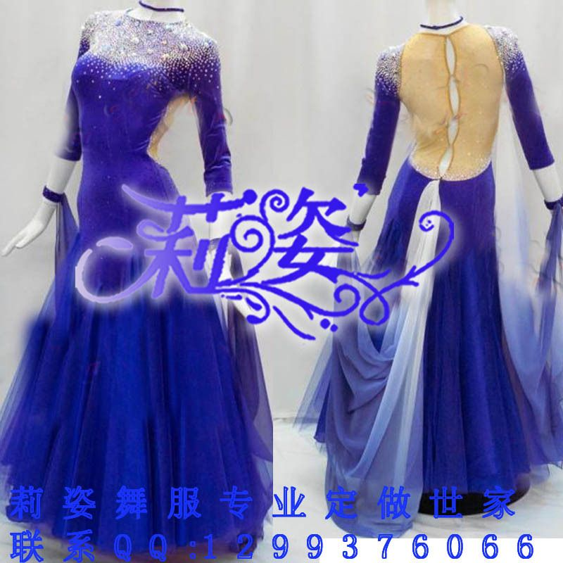 >> Click to Buy << Modern Waltz Tango Ballroom Dance Dress, Smooth Ballroom Dress,  Ballroom Dress ,sizeS/ L/ M/ LL #Affiliate