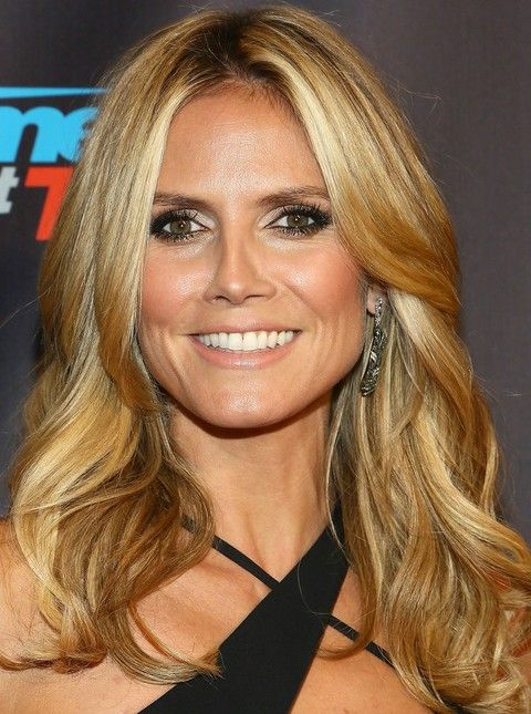 28 heidi klum hairstyles heidi klum hair pictures blonde curls 28 heidi klum hairstyles heidi klum hair pictures urmus Images