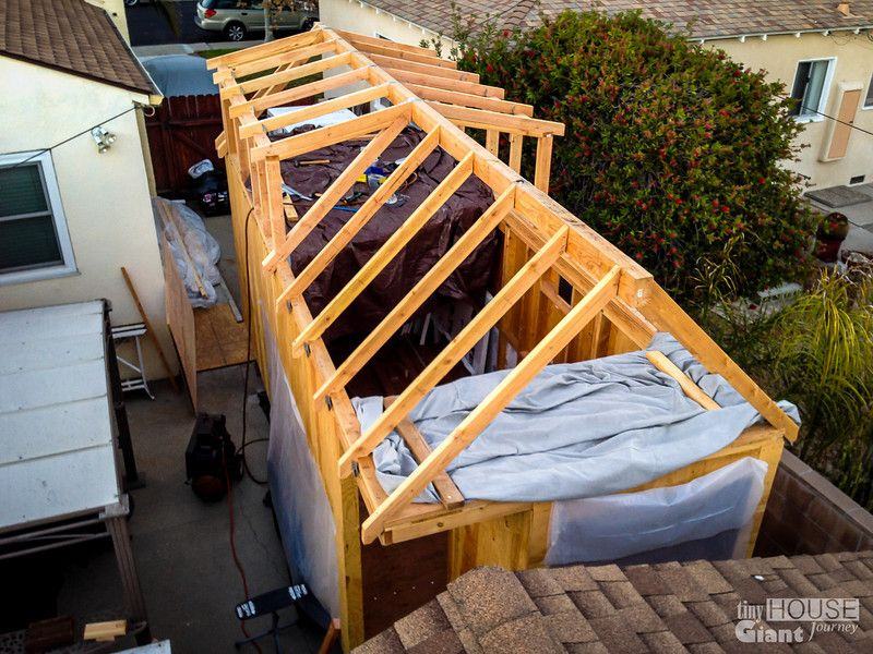Image Result For Tiny House Roofs