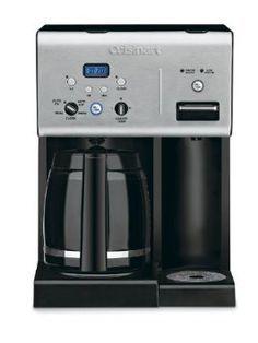 Cuisenart Coffee Maker W Hot Water Dispenser For Making Instant Drinks