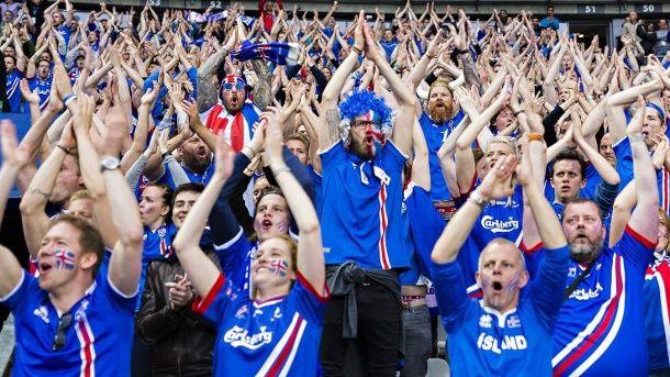 Schlachtruf Der Isländer