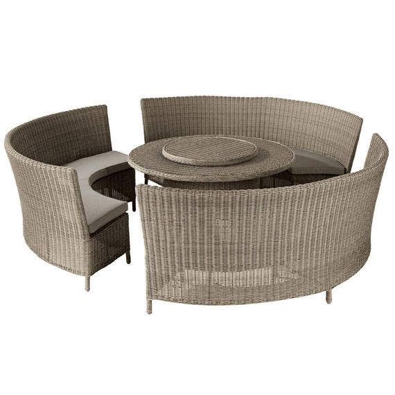 Oka Garden Furniture Orseno outdoor table set rattan outdoorliving oka outdoor offer orseno outdoor table set rattan workwithnaturefo