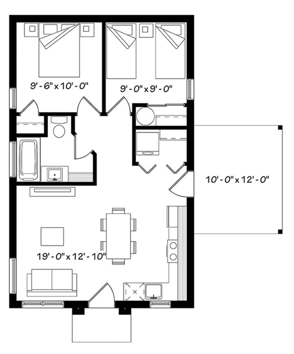 House Plans Wide on wide mobile homes, wide shaped homes plans, double wide addition plans, wide building, 40' wide home plans,