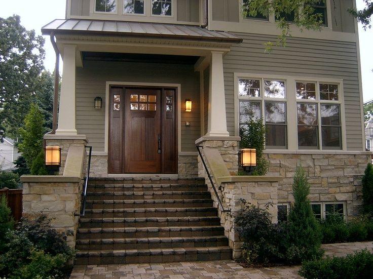 Exterior Front Door Colors With Beige Siding · Hardie Board SidingWood  SidingTrim ...