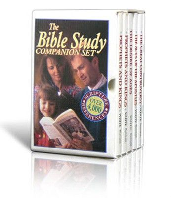 The bible study companion set by ellen white these five volumes the bible study companion set by ellen white these five volumes covering the fandeluxe Image collections