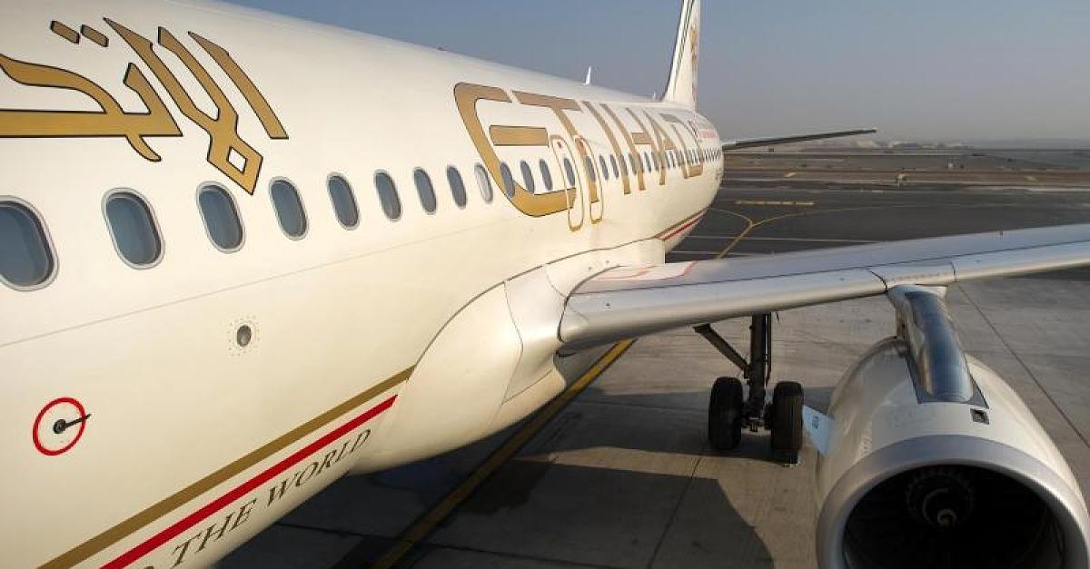 Aktuell! Flüge von Abu Dhabi in die USA Laptops dürfen
