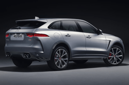 2020 Jaguar F Pace Svr Price And Rumors Jaguar Suv Jaguar Porsche Macan Turbo