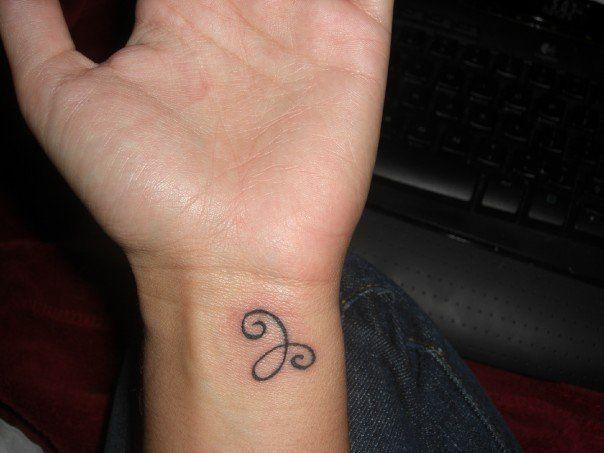 Back Tattoo Making Fate Tattoo Symbols Art Symbolic Tattoos
