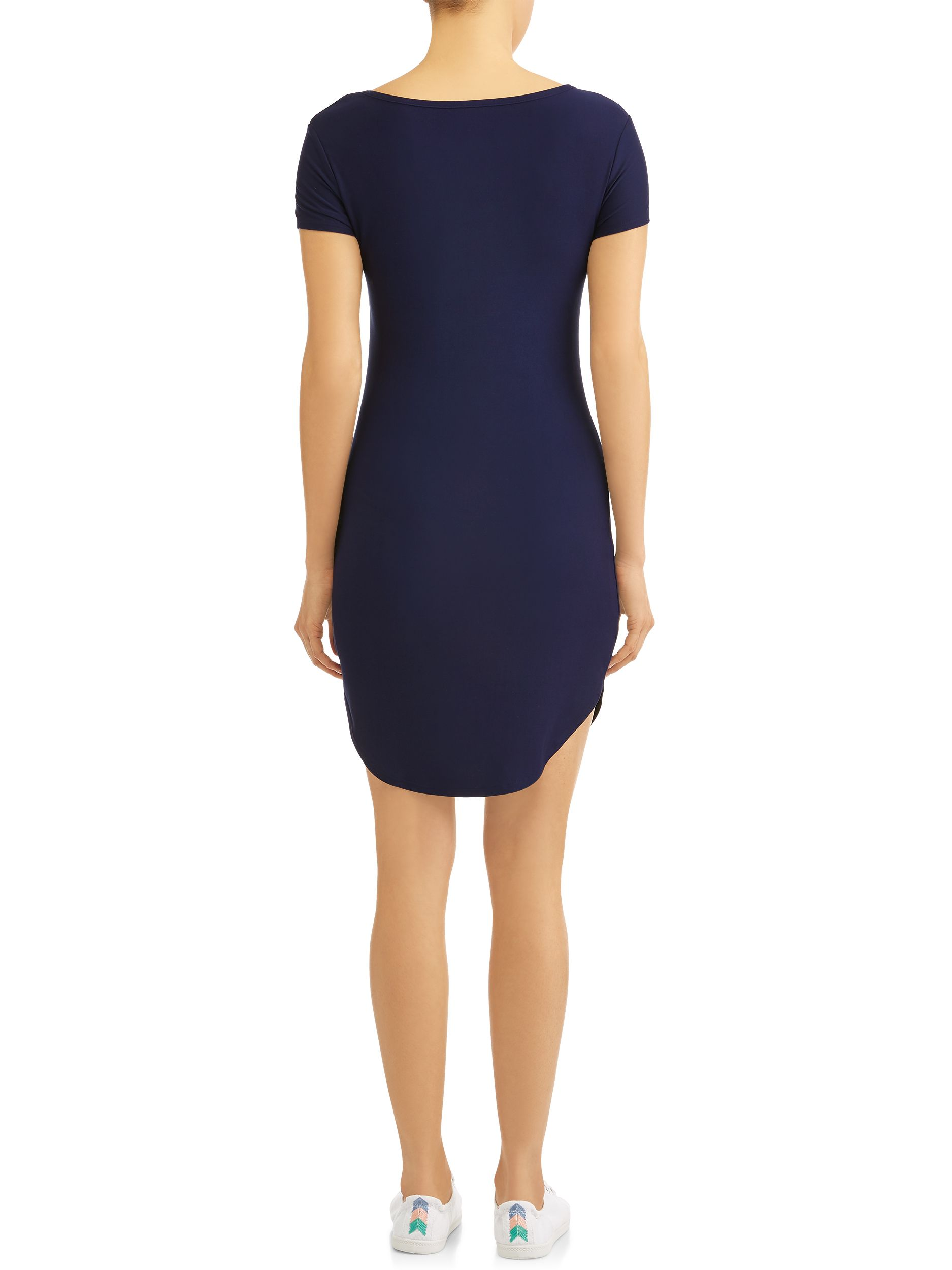 No Boundaries Juniors Short Sleeve Tunic T Shirt Dress Walmart Com T Shirt Dress Short Sleeve Tunic Shirt Dress [ 2500 x 1875 Pixel ]