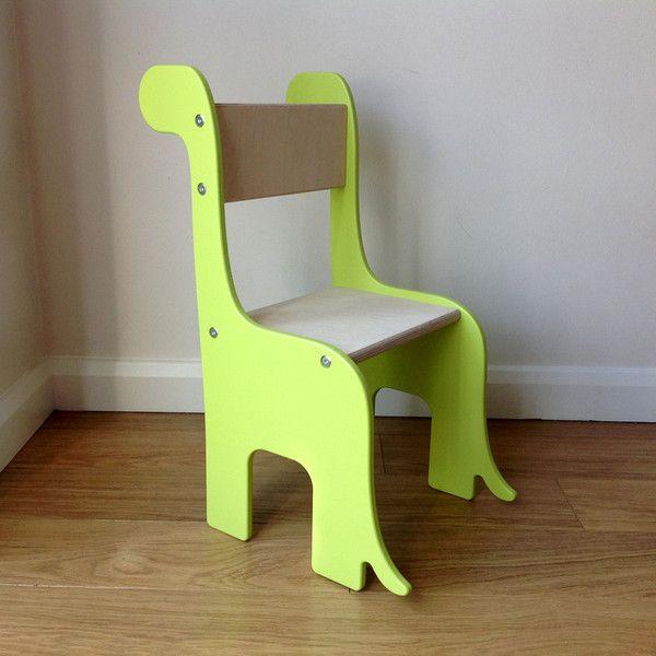 Brontosaurus dinosaur childrens chair  Home Ideas