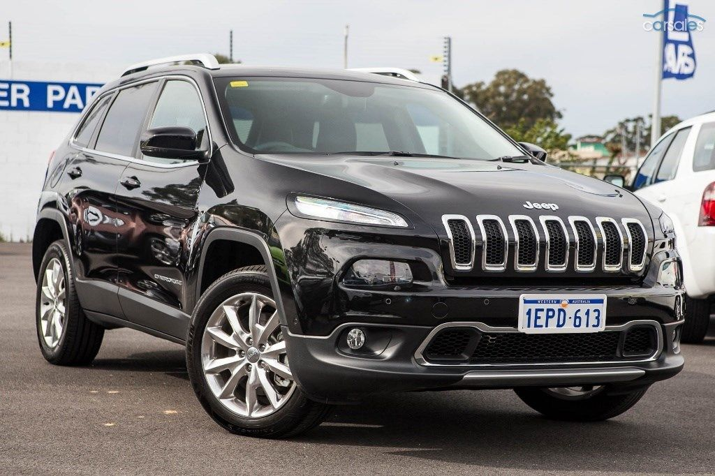 2014 Jeep Cherokee Limited Sports Automatic Jeep
