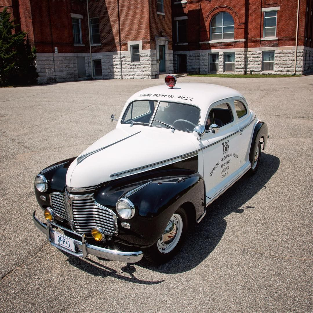 "ThrowbackThursday OPP ""Car 1"", a 1941 Chevrolet Master"