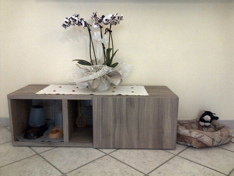 Mobili Per Gatti Ikea : Come nascondere la lettiera del gatto ikea lettiere