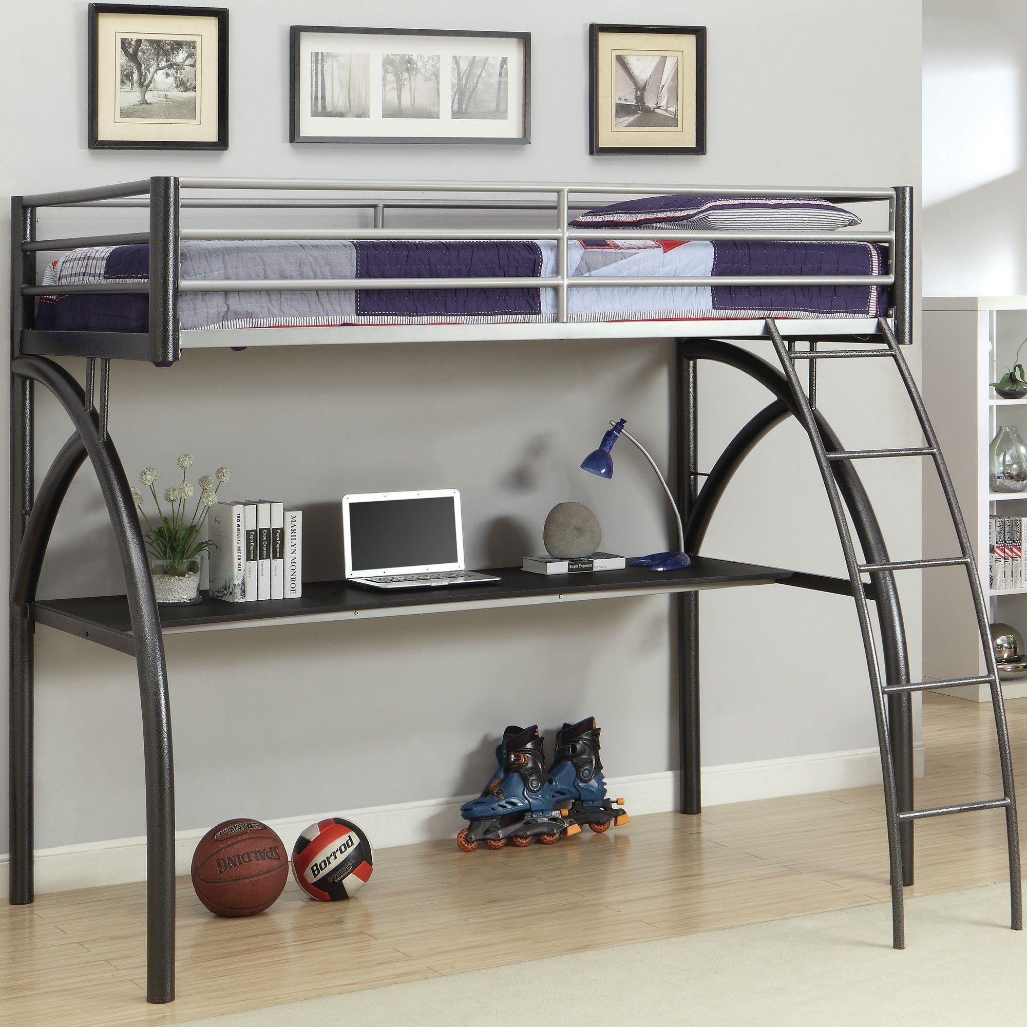 Wildon Home ® Twin Loft Bed & Reviews Wayfair