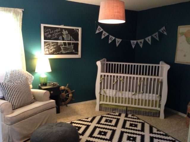 Travel Themed Bedroom For Seasoned Explorers: Explorer Themed Nursery Baby Boy Adventure Theme Travel