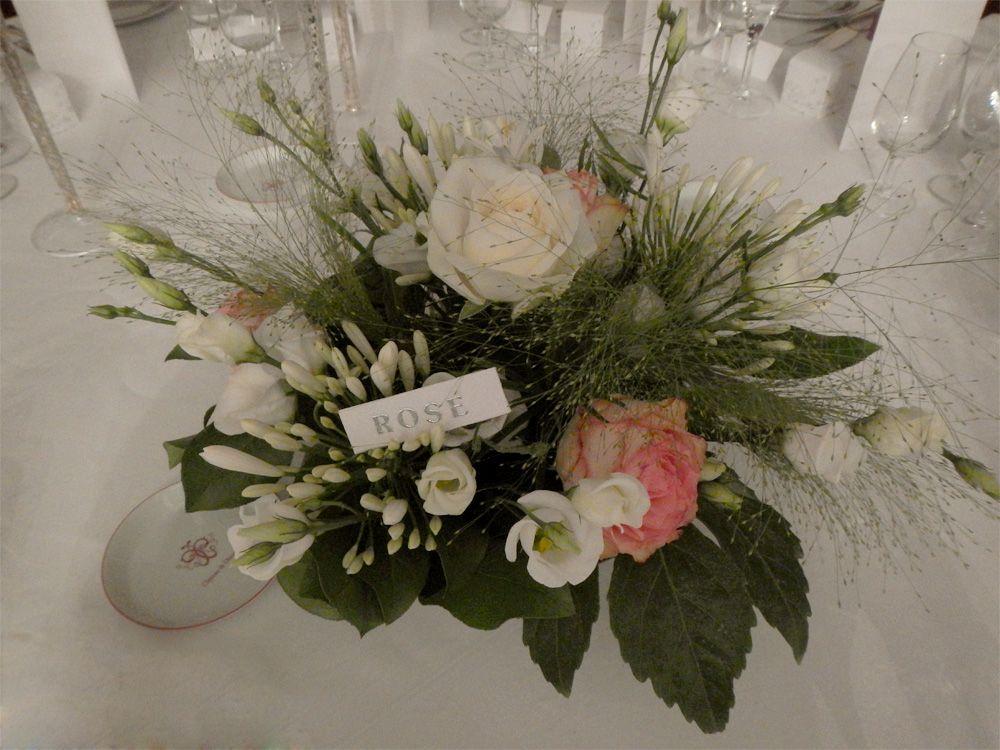 Suite Des Noms De Fleurs Pour Les Tables Nom De Table Rose Decoration Florales Table Mariage
