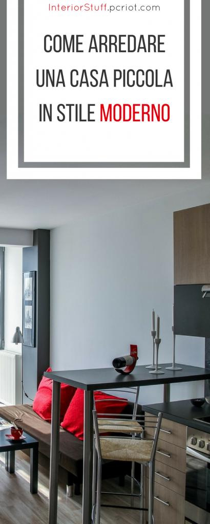 Come Arredare Una Casa In Stile Moderno.Come Arredare Una Casa Piccola In Stile Moderno Arredamento