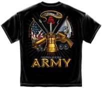 NEW PATRIOTIC MILITARY COOL ARMY T-SHIRT DEFEND SIZE XL