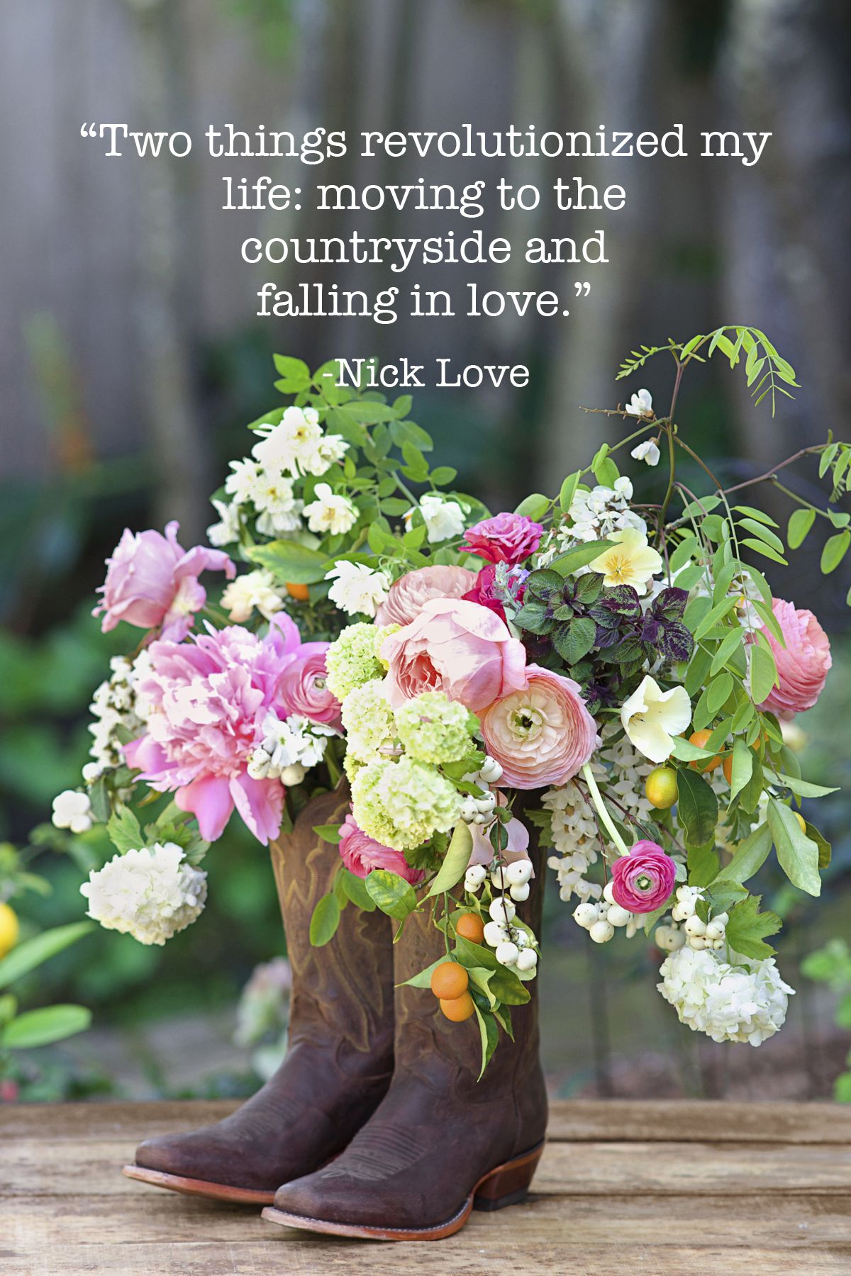 Quotes That Will Make You Appreciate Simple Country Pleasures