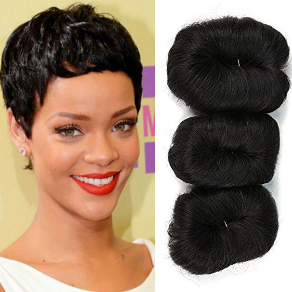 Free Sample Bundles Loose Wave Double Drawn Hair Extensions Remy