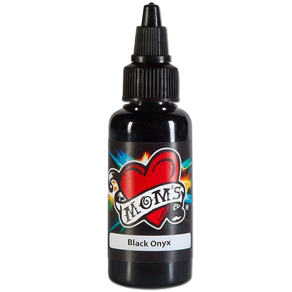 Moms Millenium Tattoo Ink Black Onyx 4oz Bottle Color Needle Supply Ounce Set Momsmillenium Moms Tattoo Ink Black Ink Tattoos Blue Ink Tattoos