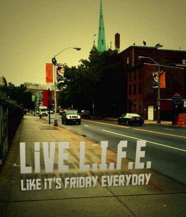 Live like it's FRIDAY everyday! Happy Friday! @Medsmex#pharmacy#happy#friday