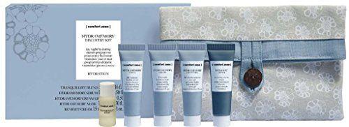 Comfort Zone Hydramemory Discovery Kit Moisturizing And Hydrating Skin Care Travel Set Visit The Image Discovery Kit Skin Care Travel Set Travel Skincare