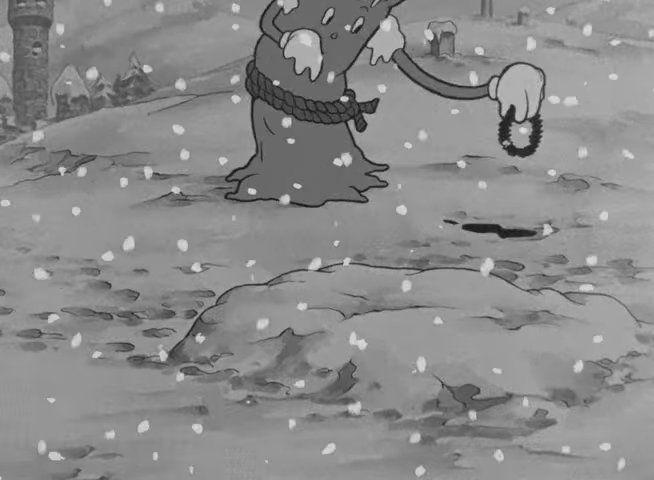 Snow-White (1933), a Max Fleischer cartoon short subject directed by Dave Fleischer