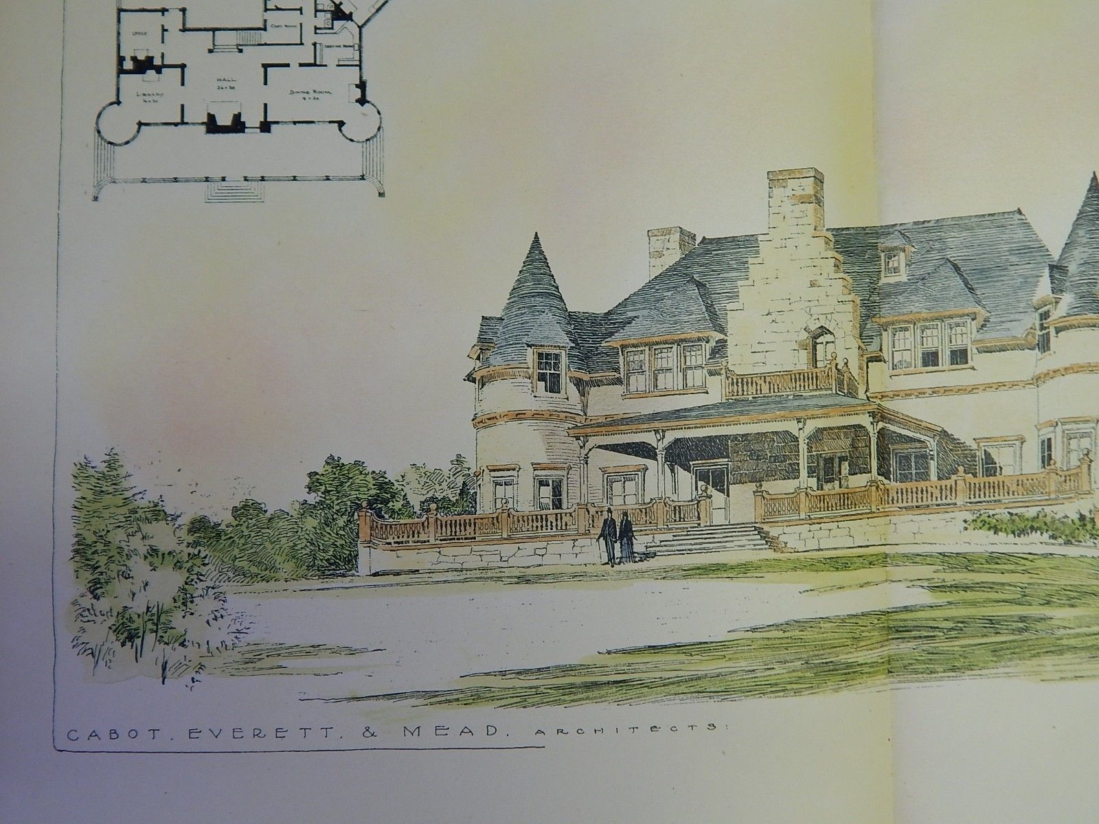 house of prof alexander graham bell cape breton canada 1894