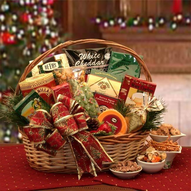 Gourmet christmas gift ideas