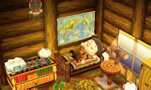 Interior Design Room Ideas Qr Codes Cabin House Interiors Autumn Aesthetics Animal Crossing