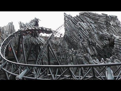Taron Offride Phantasialand Klugheim - YouTube