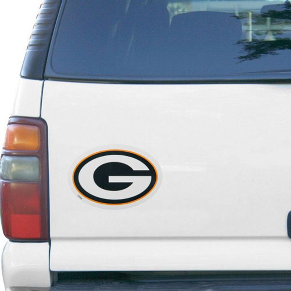 Green Bay Packers 6'' Team Logo Magnet - $6.99