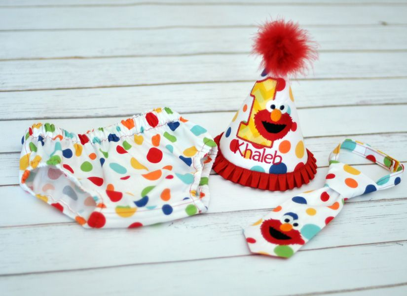 Birthday Party Hats Elmo 1st Cakes Ideas
