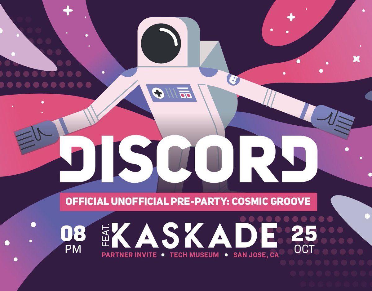 (8) Twitter Kaskade, Tech museum, Gaming logos