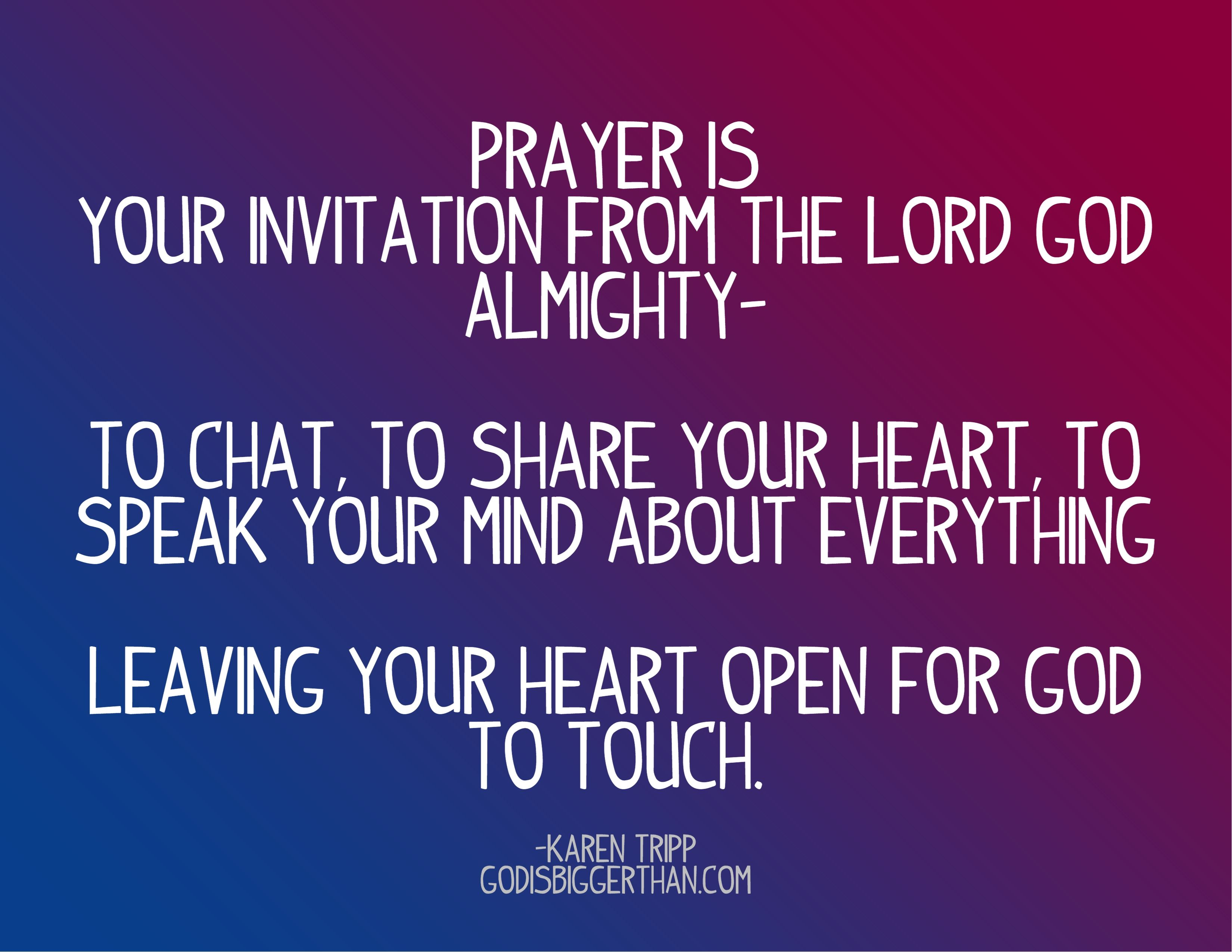 22 Motivating Quotes about Prayer