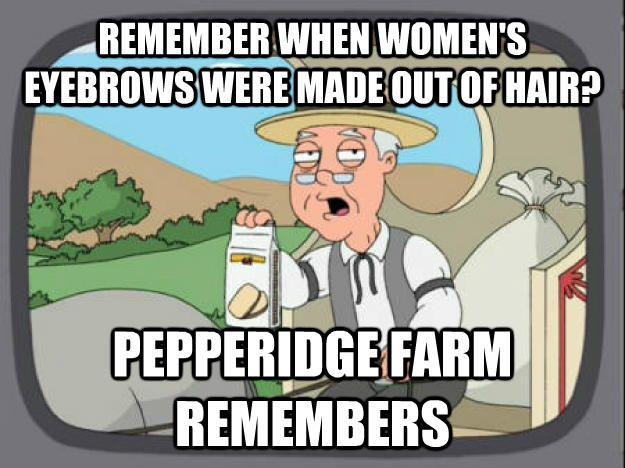 lustig pepperidge farm meme
