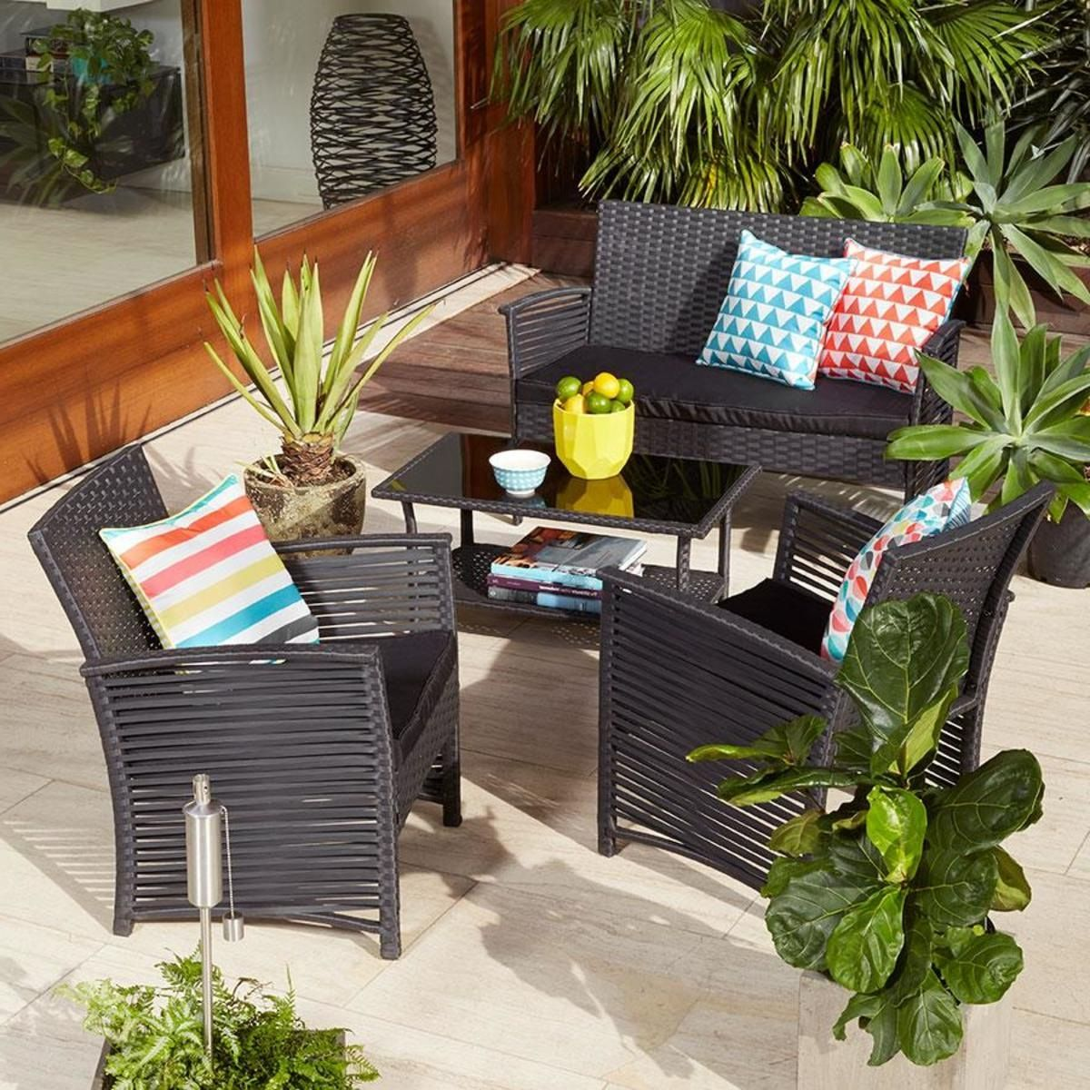 Astonishing Kmart Patio Furniture  Clearance patio furniture