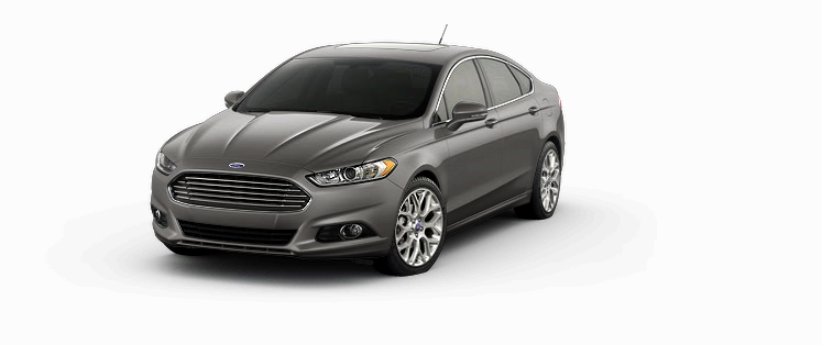 "Tulsa Ford Dealers >> 2014 Fusion Titanium Sterling Gray 19"" Y-Spoke Machined Face Aluminum Wheels 