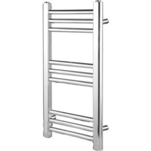 Buy Space Saving Towel Radiator 70 X 34cm Chrome At Argos Co Uk Your Online Shop For Heaters And Radiator Towel Radiator Space Saving Bathroom Towel Warmer