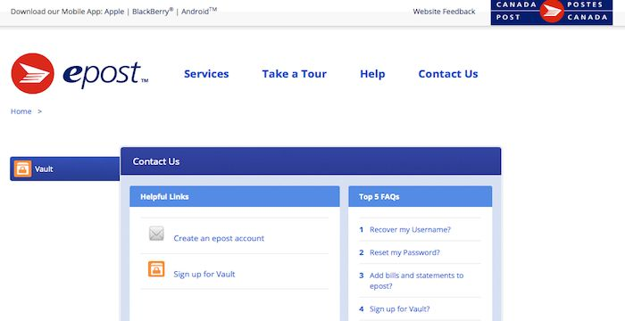 Epost Email Login Page Url Express Scripts