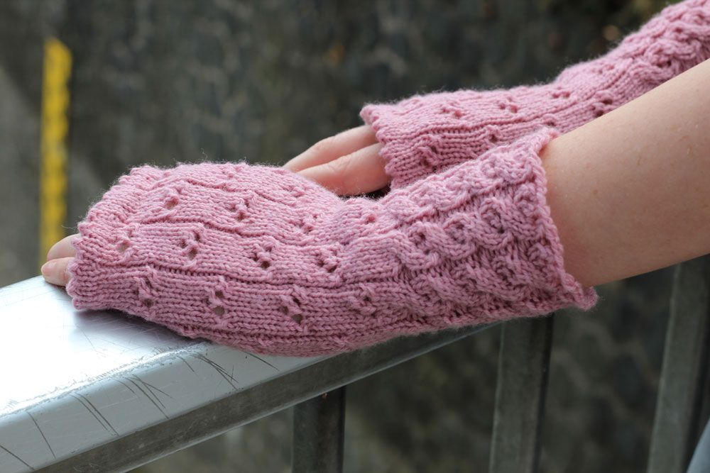 Photo of ▷ Trendige Armstulpen mit dem Sockenwunder – Anleitung   sockshype.com