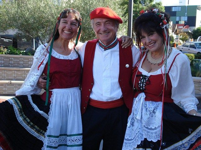 Traditional Dress of Italy
