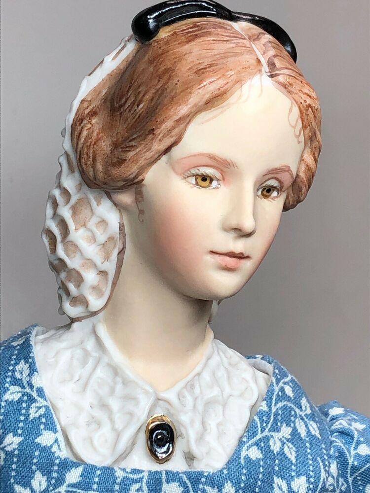13 amazing artist porcelain doll by kathy redmond figure