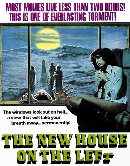 1975 Movie Poster The New House On The Left