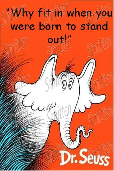 Horton Hears a Who Quotes | Horton Hears a Who Why fit in when you
