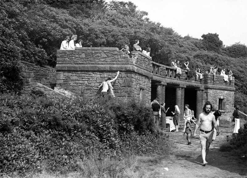 rivington pike north country fair free festival 19761978