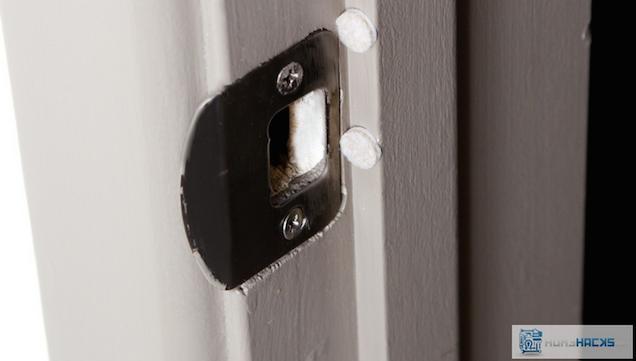 Quiet Slamming Doors With Felt Pads Doors Door Slam Stopper Door Slamming Stopper